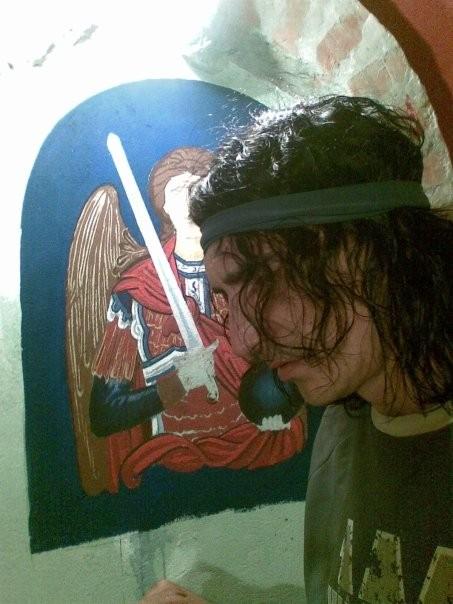 zidno slikanje