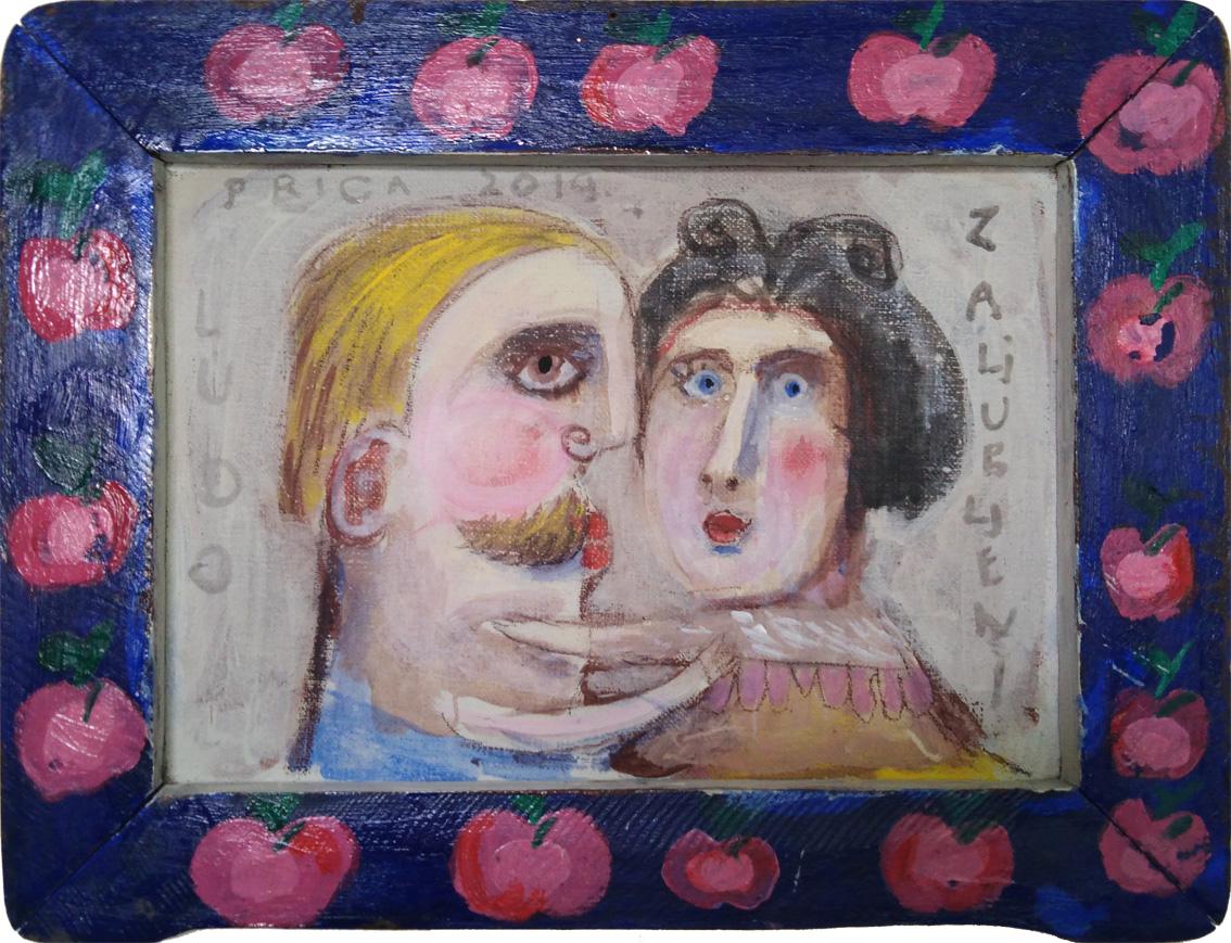 Ludo zaljubljeni, 42x32 cm, , 250€