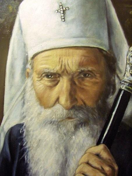 portret patrijarha