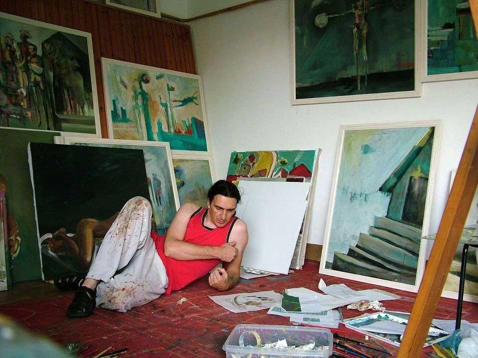 atelje umetnicke slike